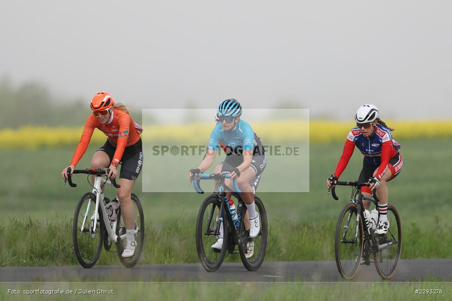 Billingshaeuser Strasse, 13.05.2021, sport, action, Cycle, Deutschland, Mai 2021, Karbach, MSP, 33. Main-Spessart-Rundfahrt, Radrennen, Radsport, Rad - Bild-ID: 2293278