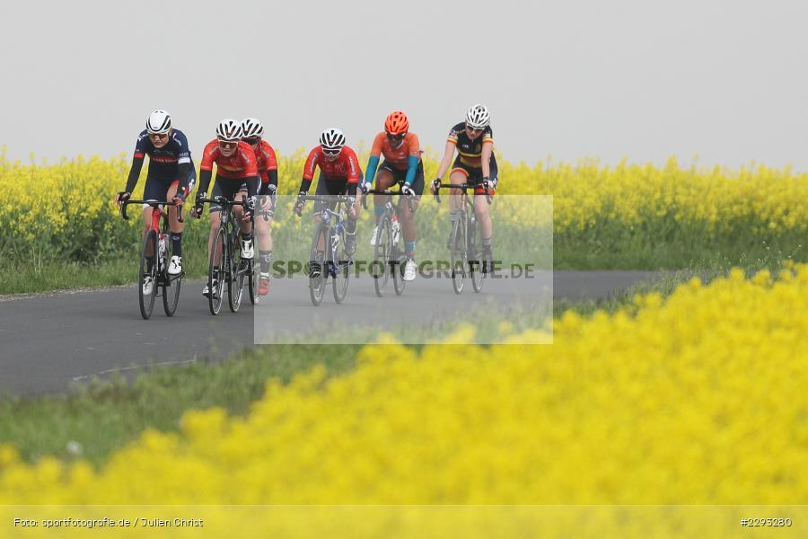 Billingshaeuser Strasse, 13.05.2021, sport, action, Cycle, Deutschland, Mai 2021, Karbach, MSP, 33. Main-Spessart-Rundfahrt, Radrennen, Radsport, Rad - Bild-ID: 2293280