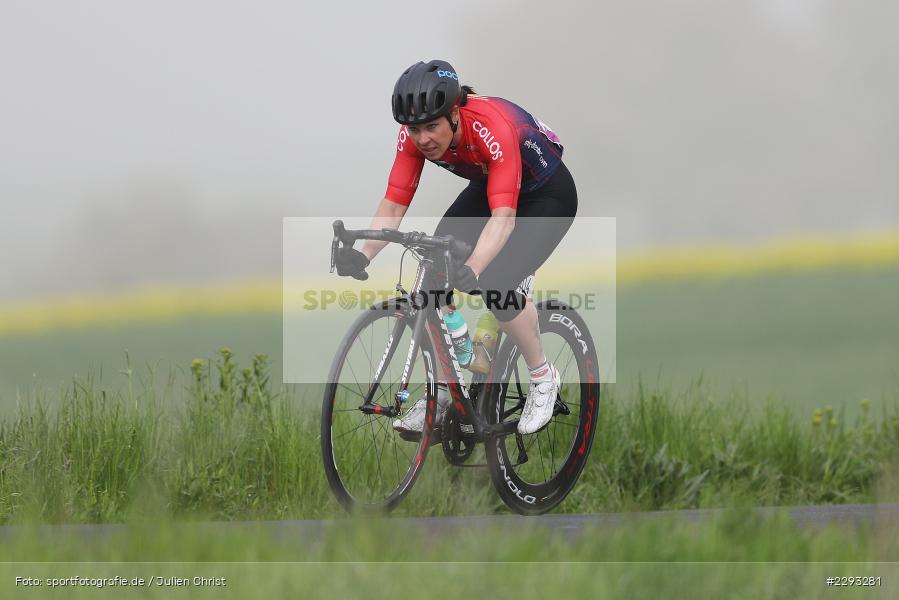 Billingshaeuser Strasse, 13.05.2021, sport, action, Cycle, Deutschland, Mai 2021, Karbach, MSP, 33. Main-Spessart-Rundfahrt, Radrennen, Radsport, Rad - Bild-ID: 2293281