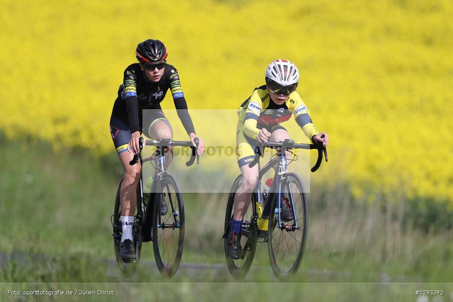 Billingshaeuser Strasse, 13.05.2021, sport, action, Cycle, Deutschland, Mai 2021, Karbach, MSP, 33. Main-Spessart-Rundfahrt, Radrennen, Radsport, Rad - Bild-ID: 2293292