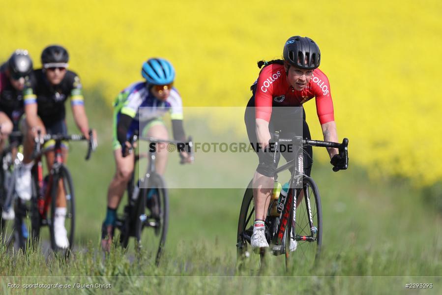 Billingshaeuser Strasse, 13.05.2021, sport, action, Cycle, Deutschland, Mai 2021, Karbach, MSP, 33. Main-Spessart-Rundfahrt, Radrennen, Radsport, Rad - Bild-ID: 2293293