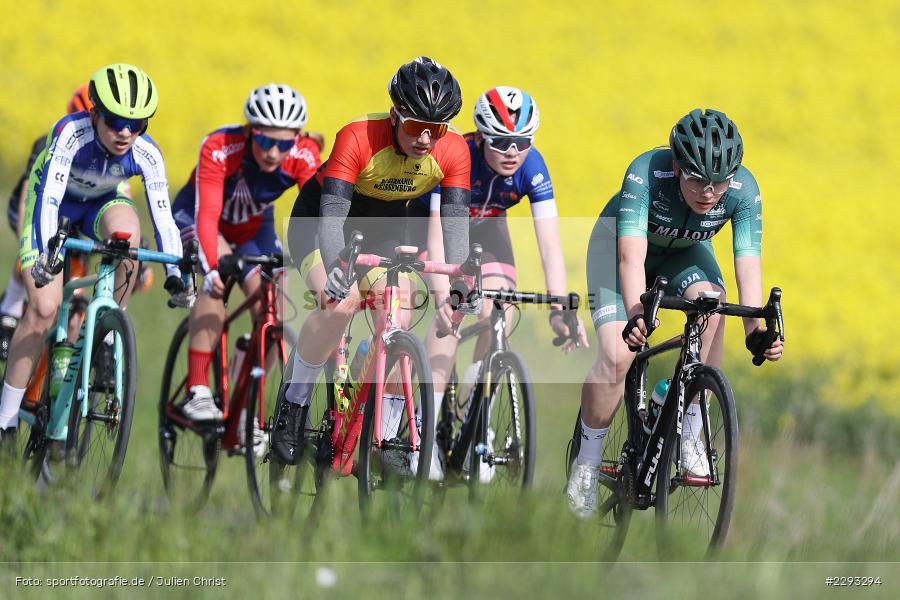 Billingshaeuser Strasse, 13.05.2021, sport, action, Cycle, Deutschland, Mai 2021, Karbach, MSP, 33. Main-Spessart-Rundfahrt, Radrennen, Radsport, Rad - Bild-ID: 2293294