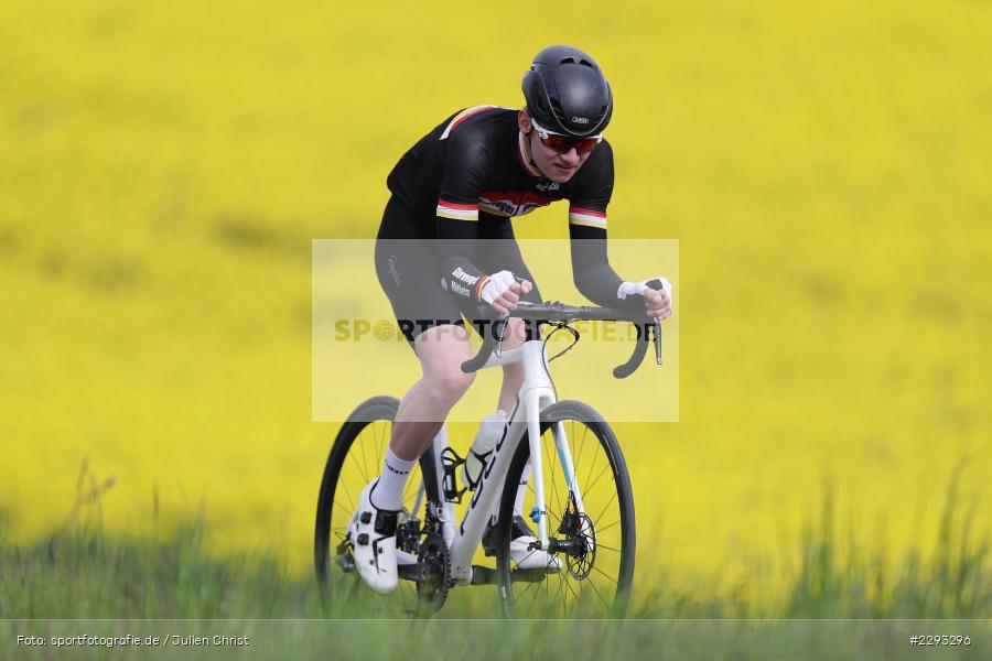 Billingshaeuser Strasse, 13.05.2021, sport, action, Cycle, Deutschland, Mai 2021, Karbach, MSP, 33. Main-Spessart-Rundfahrt, Radrennen, Radsport, Rad - Bild-ID: 2293296