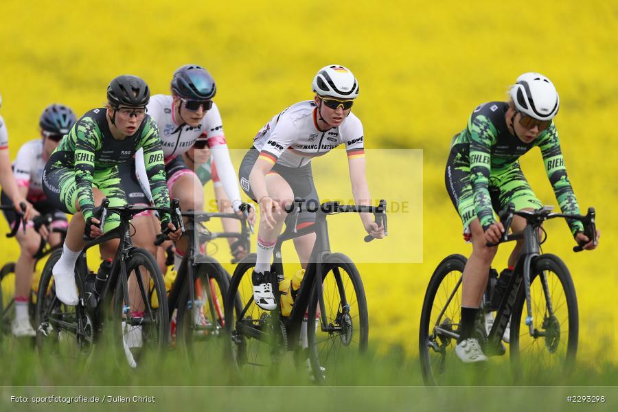 Billingshaeuser Strasse, 13.05.2021, sport, action, Cycle, Deutschland, Mai 2021, Karbach, MSP, 33. Main-Spessart-Rundfahrt, Radrennen, Radsport, Rad - Bild-ID: 2293298