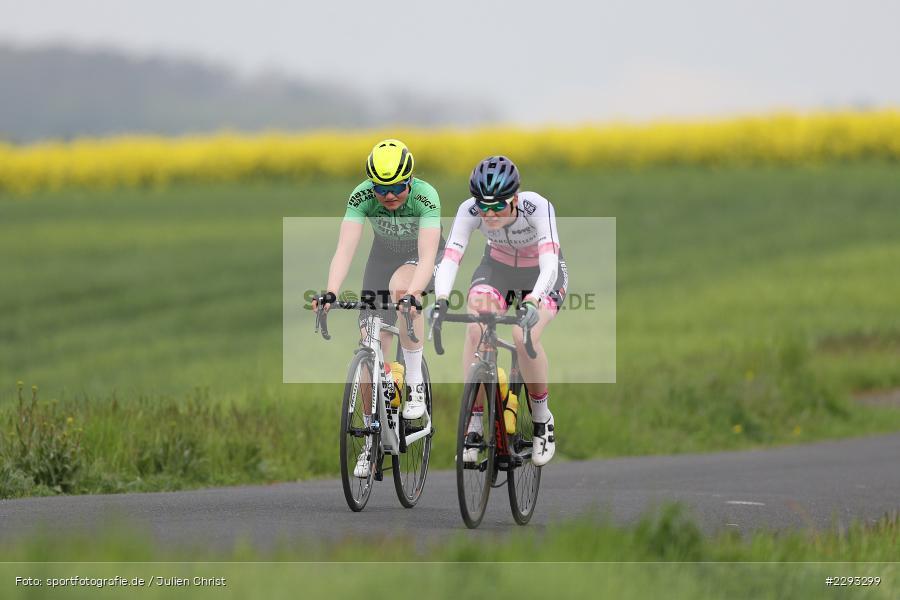 Billingshaeuser Strasse, 13.05.2021, sport, action, Cycle, Deutschland, Mai 2021, Karbach, MSP, 33. Main-Spessart-Rundfahrt, Radrennen, Radsport, Rad - Bild-ID: 2293299