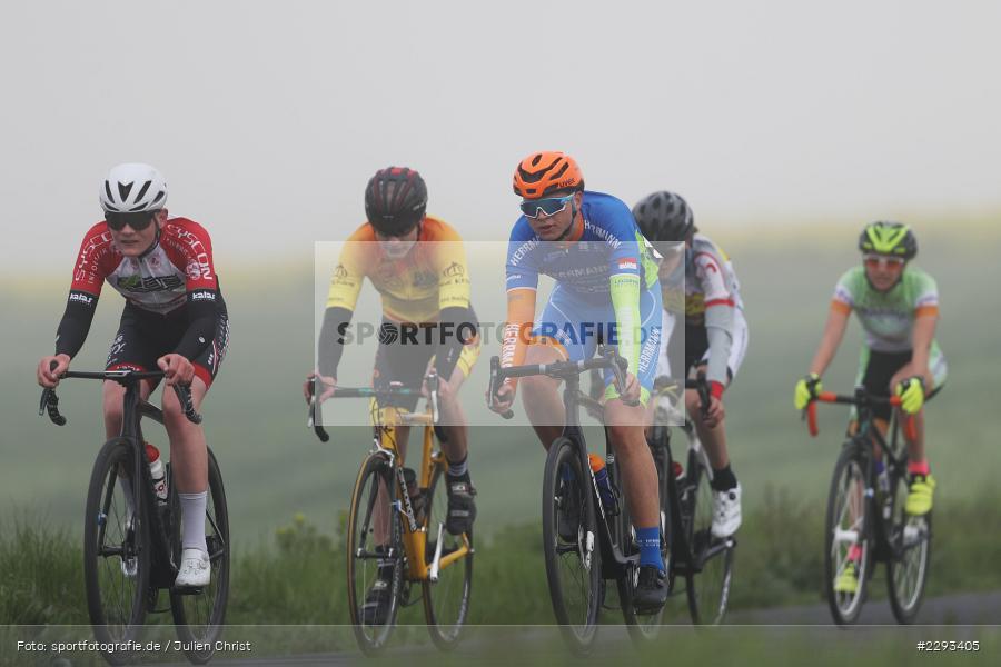 Billingshaeuser Strasse, 13.05.2021, sport, action, Cycle, Deutschland, Mai 2021, Karbach, MSP, 33. Main-Spessart-Rundfahrt, Radrennen, Radsport, Rad - Bild-ID: 2293405