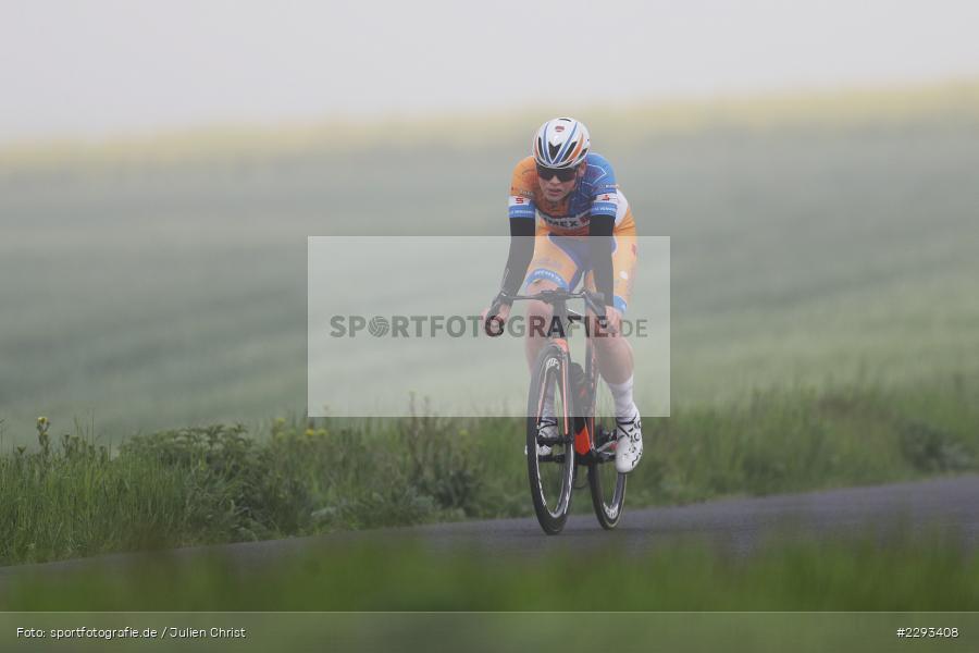 Billingshaeuser Strasse, 13.05.2021, sport, action, Cycle, Deutschland, Mai 2021, Karbach, MSP, 33. Main-Spessart-Rundfahrt, Radrennen, Radsport, Rad - Bild-ID: 2293408