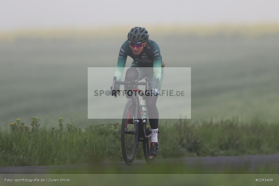 Billingshaeuser Strasse, 13.05.2021, sport, action, Cycle, Deutschland, Mai 2021, Karbach, MSP, 33. Main-Spessart-Rundfahrt, Radrennen, Radsport, Rad - Bild-ID: 2293409