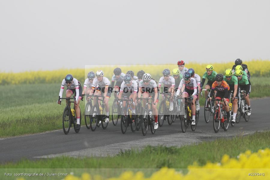 Billingshaeuser Strasse, 13.05.2021, sport, action, Cycle, Deutschland, Mai 2021, Karbach, MSP, 33. Main-Spessart-Rundfahrt, Radrennen, Radsport, Rad - Bild-ID: 2293412