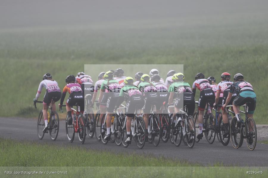 Billingshaeuser Strasse, 13.05.2021, sport, action, Cycle, Deutschland, Mai 2021, Karbach, MSP, 33. Main-Spessart-Rundfahrt, Radrennen, Radsport, Rad - Bild-ID: 2293415