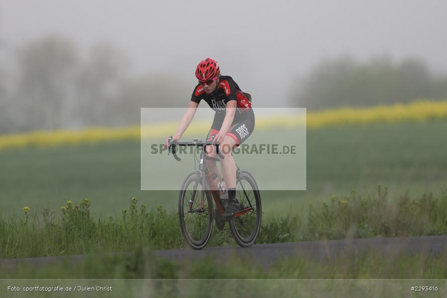 Billingshaeuser Strasse, 13.05.2021, sport, action, Cycle, Deutschland, Mai 2021, Karbach, MSP, 33. Main-Spessart-Rundfahrt, Radrennen, Radsport, Rad - Bild-ID: 2293416