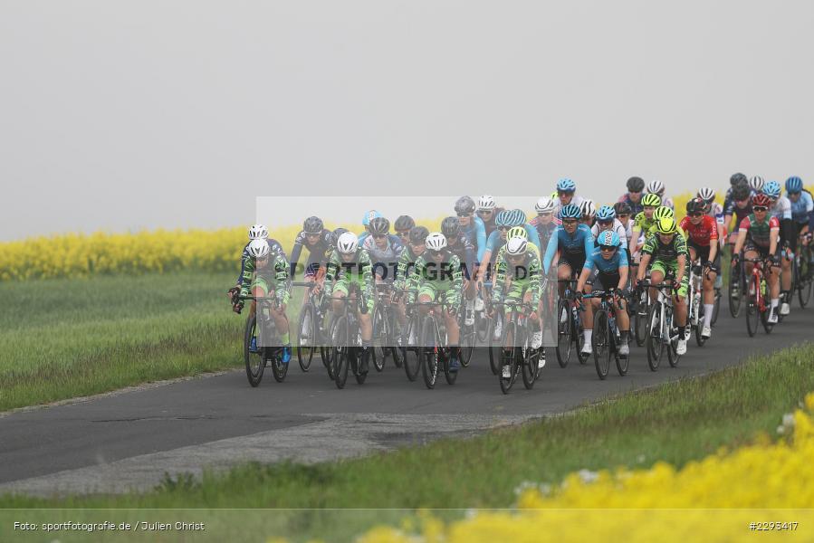 Billingshaeuser Strasse, 13.05.2021, sport, action, Cycle, Deutschland, Mai 2021, Karbach, MSP, 33. Main-Spessart-Rundfahrt, Radrennen, Radsport, Rad - Bild-ID: 2293417