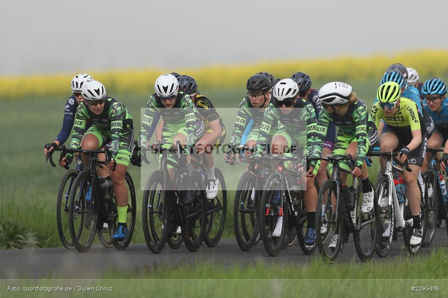 Billingshaeuser Strasse, 13.05.2021, sport, action, Cycle, Deutschland, Mai 2021, Karbach, MSP, 33. Main-Spessart-Rundfahrt, Radrennen, Radsport, Rad - Bild-ID: 2293418