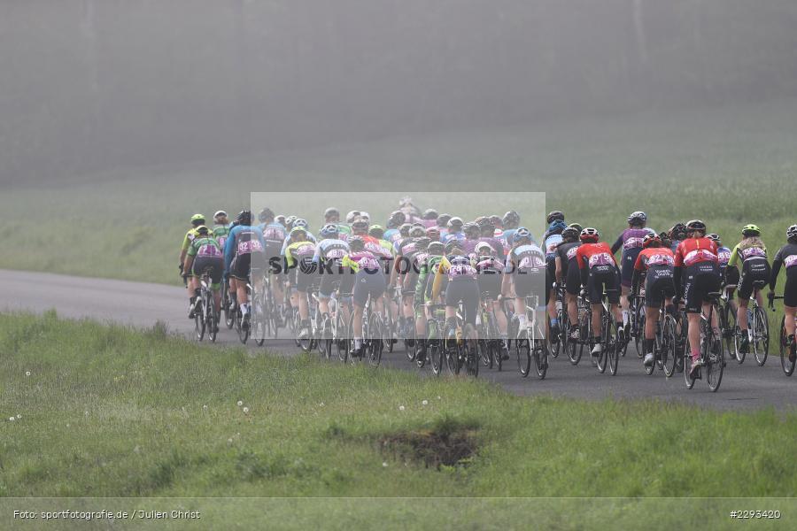 Billingshaeuser Strasse, 13.05.2021, sport, action, Cycle, Deutschland, Mai 2021, Karbach, MSP, 33. Main-Spessart-Rundfahrt, Radrennen, Radsport, Rad - Bild-ID: 2293420