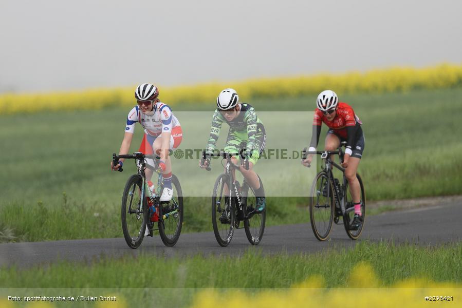 Billingshaeuser Strasse, 13.05.2021, sport, action, Cycle, Deutschland, Mai 2021, Karbach, MSP, 33. Main-Spessart-Rundfahrt, Radrennen, Radsport, Rad - Bild-ID: 2293421