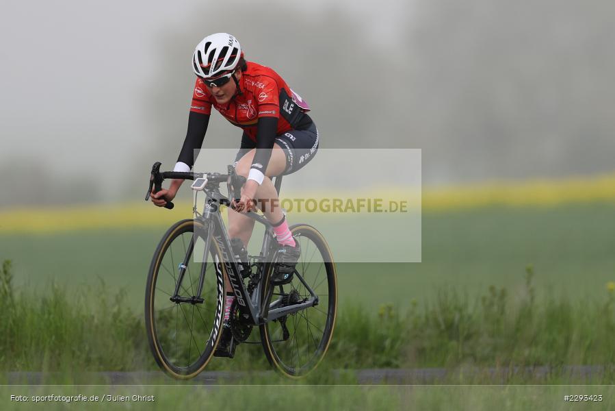 Billingshaeuser Strasse, 13.05.2021, sport, action, Cycle, Deutschland, Mai 2021, Karbach, MSP, 33. Main-Spessart-Rundfahrt, Radrennen, Radsport, Rad - Bild-ID: 2293423