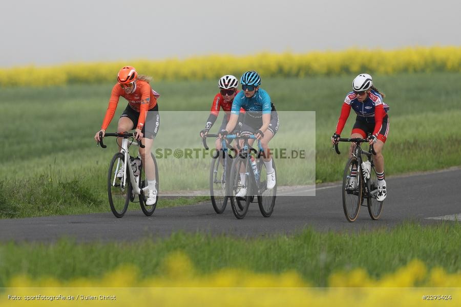 Billingshaeuser Strasse, 13.05.2021, sport, action, Cycle, Deutschland, Mai 2021, Karbach, MSP, 33. Main-Spessart-Rundfahrt, Radrennen, Radsport, Rad - Bild-ID: 2293424