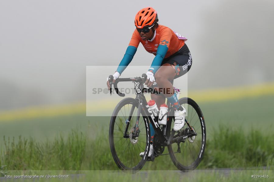 Billingshaeuser Strasse, 13.05.2021, sport, action, Cycle, Deutschland, Mai 2021, Karbach, MSP, 33. Main-Spessart-Rundfahrt, Radrennen, Radsport, Rad - Bild-ID: 2293426
