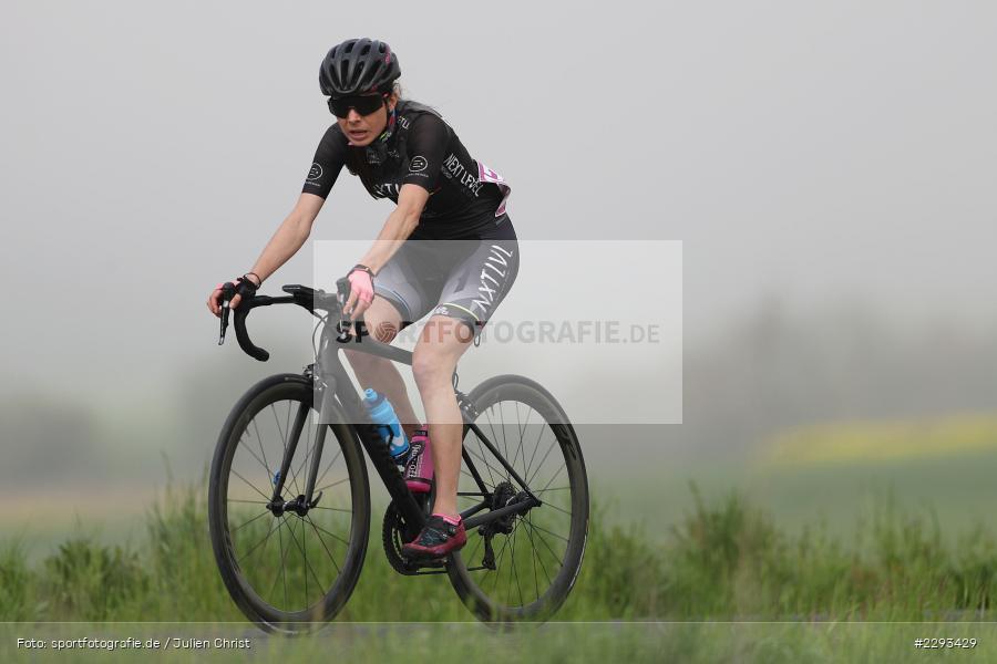 Billingshaeuser Strasse, 13.05.2021, sport, action, Cycle, Deutschland, Mai 2021, Karbach, MSP, 33. Main-Spessart-Rundfahrt, Radrennen, Radsport, Rad - Bild-ID: 2293429