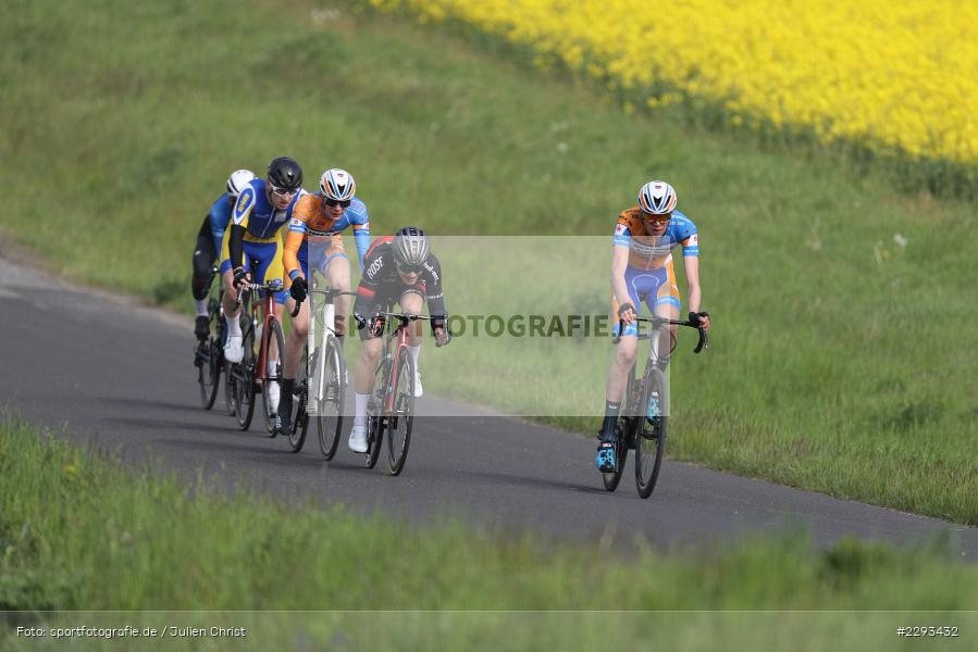 Billingshaeuser Strasse, 13.05.2021, sport, action, Cycle, Deutschland, Mai 2021, Karbach, MSP, 33. Main-Spessart-Rundfahrt, Radrennen, Radsport, Rad - Bild-ID: 2293432