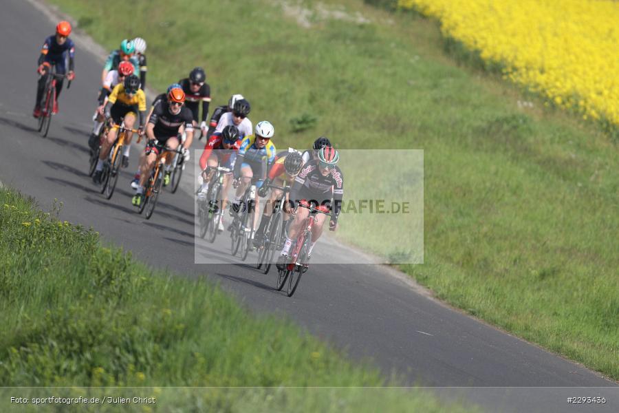 Billingshaeuser Strasse, 13.05.2021, sport, action, Cycle, Deutschland, Mai 2021, Karbach, MSP, 33. Main-Spessart-Rundfahrt, Radrennen, Radsport, Rad - Bild-ID: 2293436