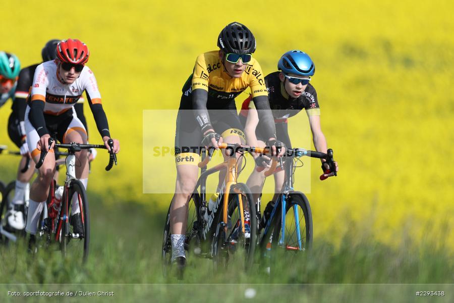 Billingshaeuser Strasse, 13.05.2021, sport, action, Cycle, Deutschland, Mai 2021, Karbach, MSP, 33. Main-Spessart-Rundfahrt, Radrennen, Radsport, Rad - Bild-ID: 2293438