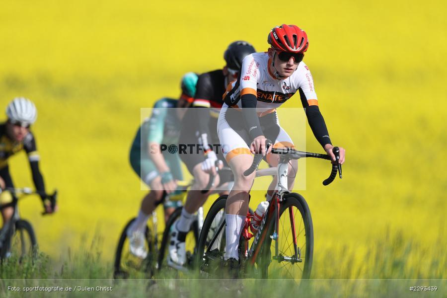 Billingshaeuser Strasse, 13.05.2021, sport, action, Cycle, Deutschland, Mai 2021, Karbach, MSP, 33. Main-Spessart-Rundfahrt, Radrennen, Radsport, Rad - Bild-ID: 2293439