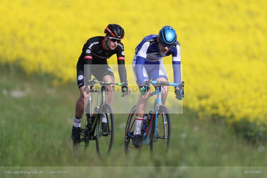 Billingshaeuser Strasse, 13.05.2021, sport, action, Cycle, Deutschland, Mai 2021, Karbach, MSP, 33. Main-Spessart-Rundfahrt, Radrennen, Radsport, Rad - Bild-ID: 2293440