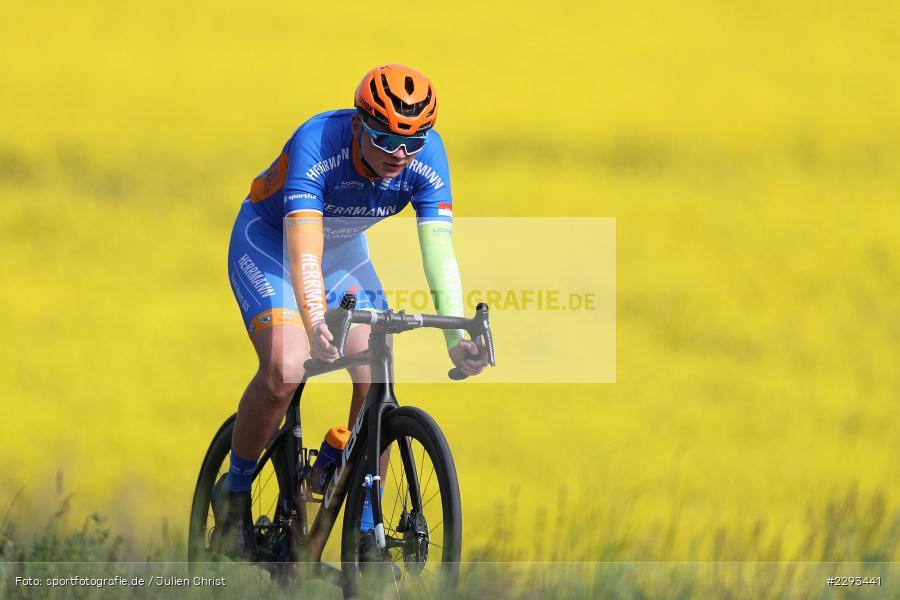 Billingshaeuser Strasse, 13.05.2021, sport, action, Cycle, Deutschland, Mai 2021, Karbach, MSP, 33. Main-Spessart-Rundfahrt, Radrennen, Radsport, Rad - Bild-ID: 2293441