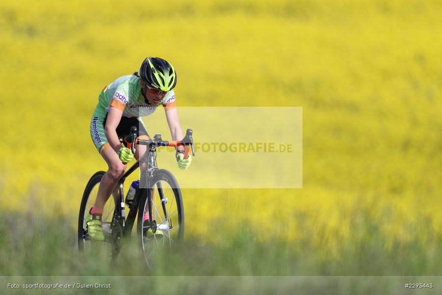 Billingshaeuser Strasse, 13.05.2021, sport, action, Cycle, Deutschland, Mai 2021, Karbach, MSP, 33. Main-Spessart-Rundfahrt, Radrennen, Radsport, Rad - Bild-ID: 2293443