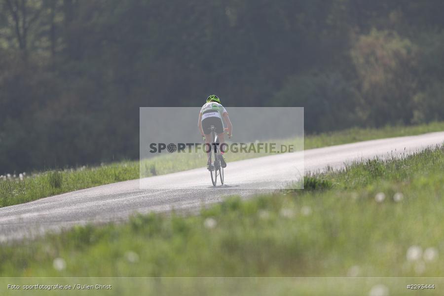 Billingshaeuser Strasse, 13.05.2021, sport, action, Cycle, Deutschland, Mai 2021, Karbach, MSP, 33. Main-Spessart-Rundfahrt, Radrennen, Radsport, Rad - Bild-ID: 2293444
