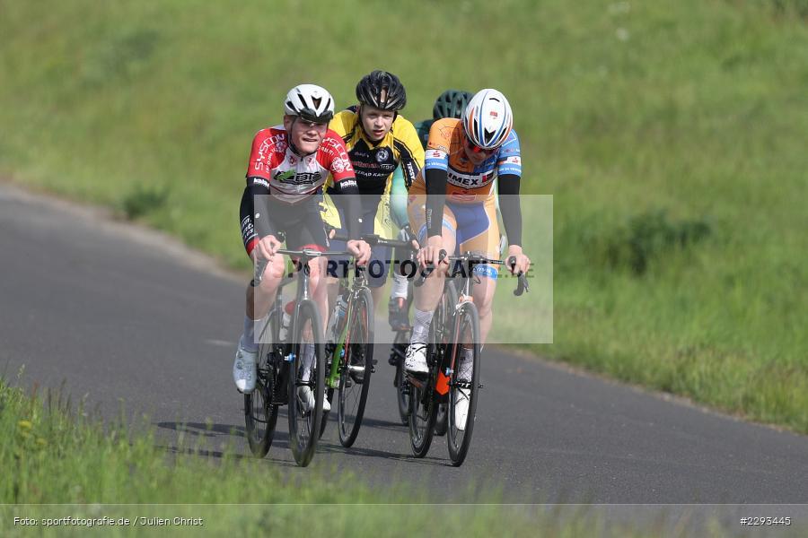 Billingshaeuser Strasse, 13.05.2021, sport, action, Cycle, Deutschland, Mai 2021, Karbach, MSP, 33. Main-Spessart-Rundfahrt, Radrennen, Radsport, Rad - Bild-ID: 2293445