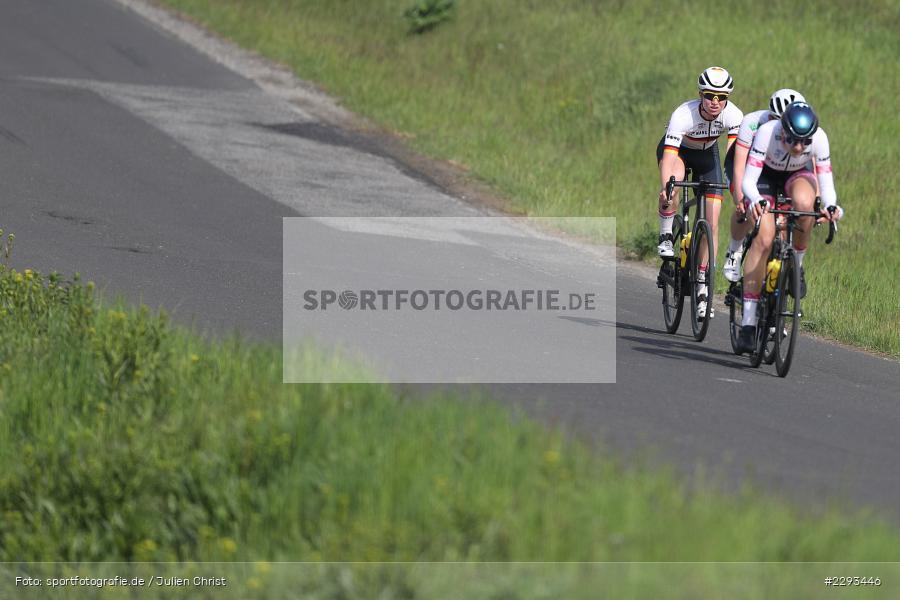 Billingshaeuser Strasse, 13.05.2021, sport, action, Cycle, Deutschland, Mai 2021, Karbach, MSP, 33. Main-Spessart-Rundfahrt, Radrennen, Radsport, Rad - Bild-ID: 2293446