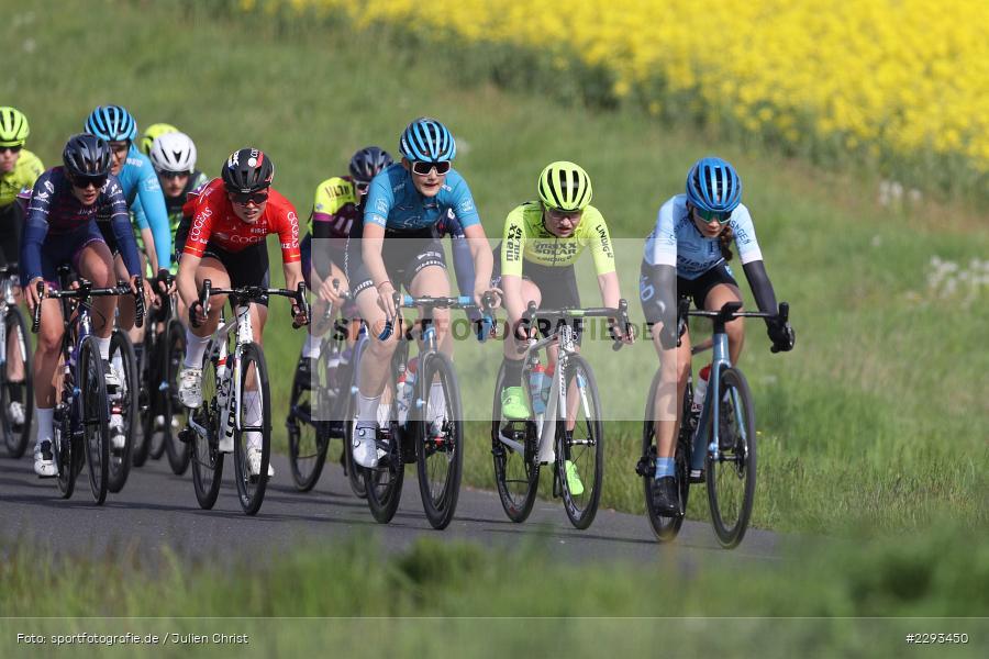 Billingshaeuser Strasse, 13.05.2021, sport, action, Cycle, Deutschland, Mai 2021, Karbach, MSP, 33. Main-Spessart-Rundfahrt, Radrennen, Radsport, Rad - Bild-ID: 2293450