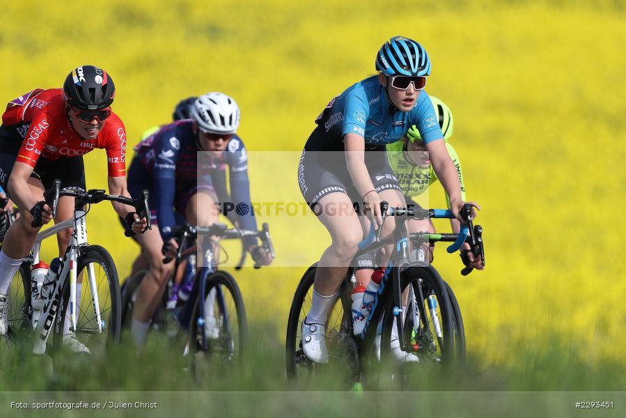 Billingshaeuser Strasse, 13.05.2021, sport, action, Cycle, Deutschland, Mai 2021, Karbach, MSP, 33. Main-Spessart-Rundfahrt, Radrennen, Radsport, Rad - Bild-ID: 2293451