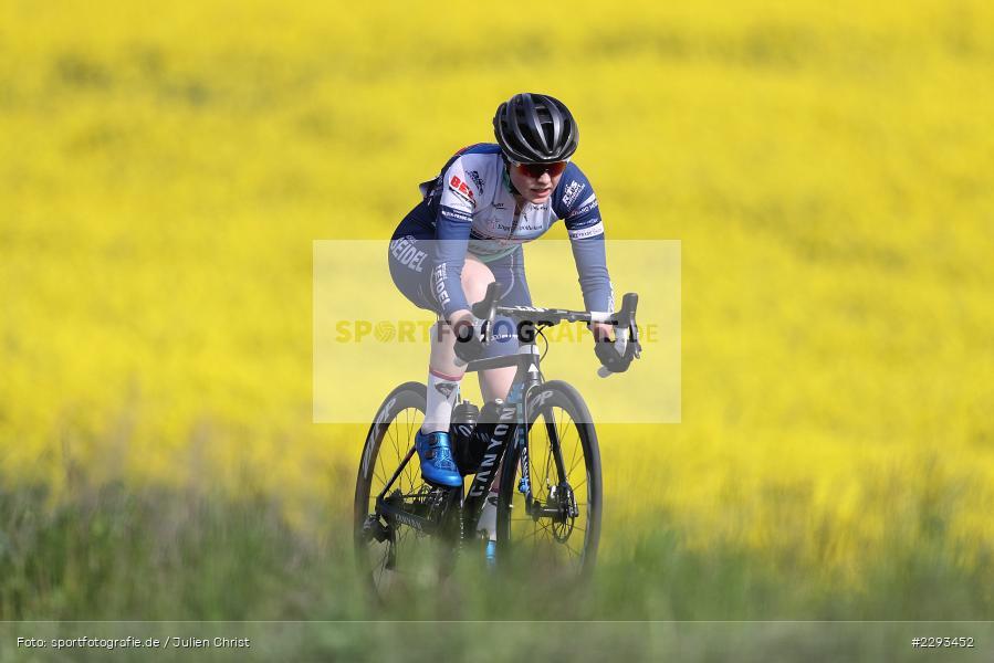 Billingshaeuser Strasse, 13.05.2021, sport, action, Cycle, Deutschland, Mai 2021, Karbach, MSP, 33. Main-Spessart-Rundfahrt, Radrennen, Radsport, Rad - Bild-ID: 2293452