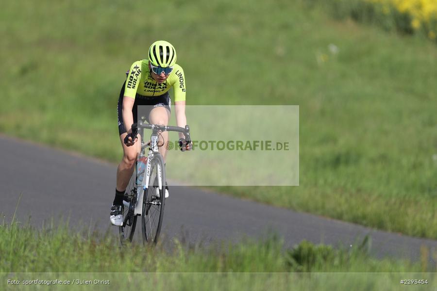 Billingshaeuser Strasse, 13.05.2021, sport, action, Cycle, Deutschland, Mai 2021, Karbach, MSP, 33. Main-Spessart-Rundfahrt, Radrennen, Radsport, Rad - Bild-ID: 2293454