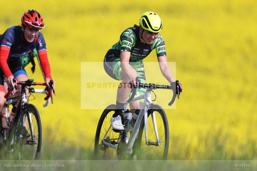 Billingshaeuser Strasse, 13.05.2021, sport, action, Cycle, Deutschland, Mai 2021, Karbach, MSP, 33. Main-Spessart-Rundfahrt, Radrennen, Radsport, Rad - Bild-ID: 2293456