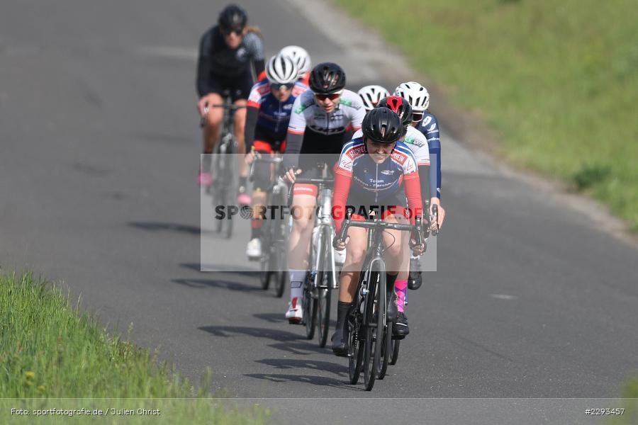 Billingshaeuser Strasse, 13.05.2021, sport, action, Cycle, Deutschland, Mai 2021, Karbach, MSP, 33. Main-Spessart-Rundfahrt, Radrennen, Radsport, Rad - Bild-ID: 2293457