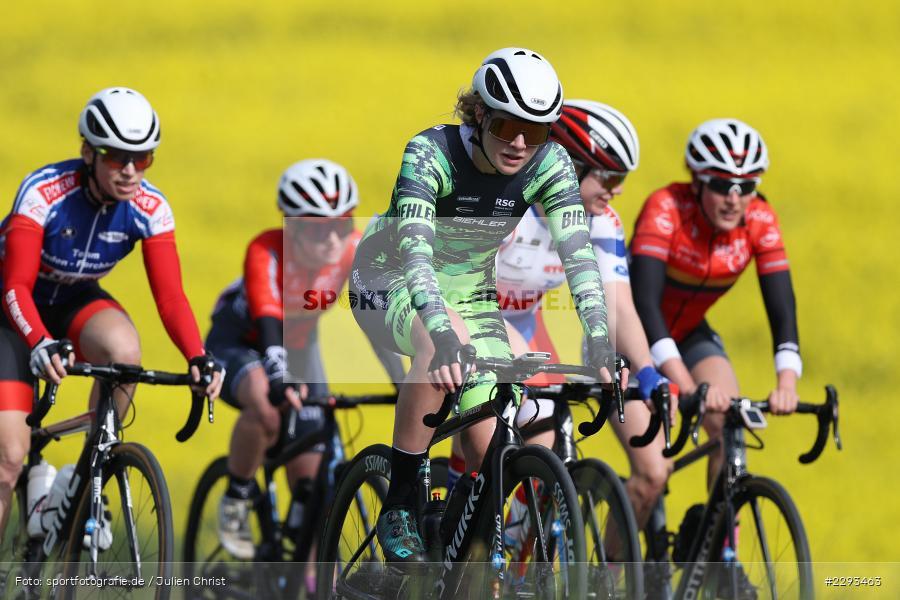Billingshaeuser Strasse, 13.05.2021, sport, action, Cycle, Deutschland, Mai 2021, Karbach, MSP, 33. Main-Spessart-Rundfahrt, Radrennen, Radsport, Rad - Bild-ID: 2293463