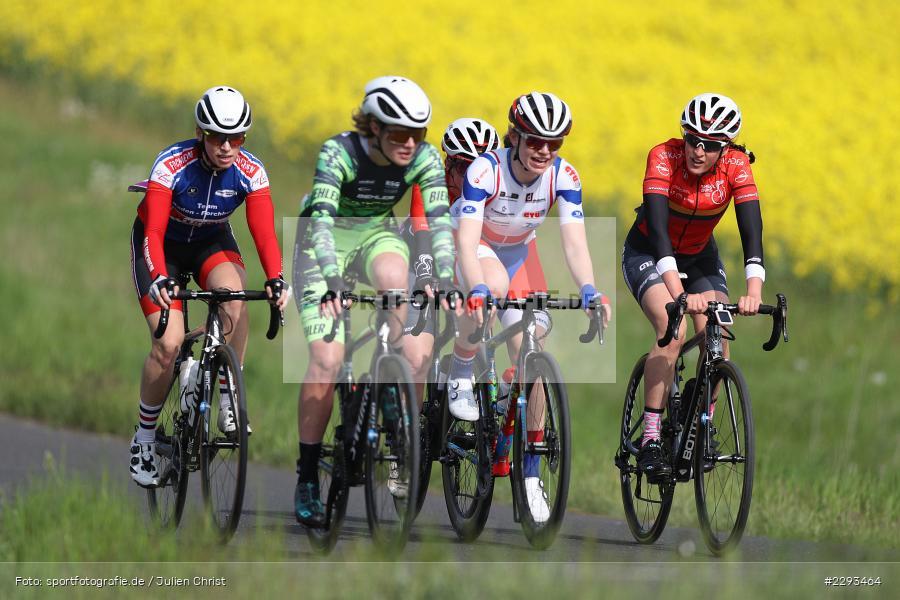 Billingshaeuser Strasse, 13.05.2021, sport, action, Cycle, Deutschland, Mai 2021, Karbach, MSP, 33. Main-Spessart-Rundfahrt, Radrennen, Radsport, Rad - Bild-ID: 2293464
