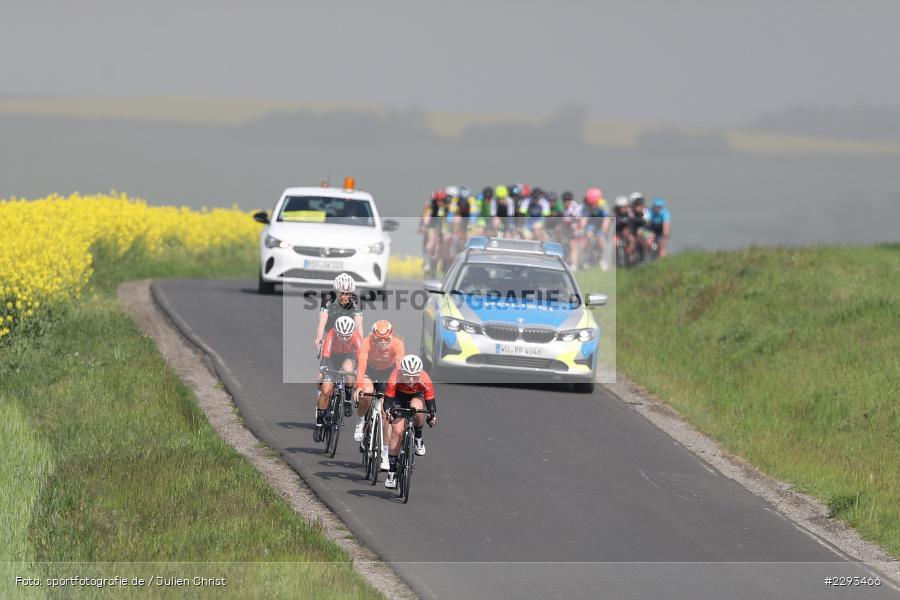 Billingshaeuser Strasse, 13.05.2021, sport, action, Cycle, Deutschland, Mai 2021, Karbach, MSP, 33. Main-Spessart-Rundfahrt, Radrennen, Radsport, Rad - Bild-ID: 2293466