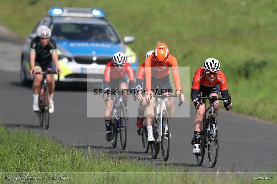 Billingshaeuser Strasse, 13.05.2021, sport, action, Cycle, Deutschland, Mai 2021, Karbach, MSP, 33. Main-Spessart-Rundfahrt, Radrennen, Radsport, Rad - Bild-ID: 2293467