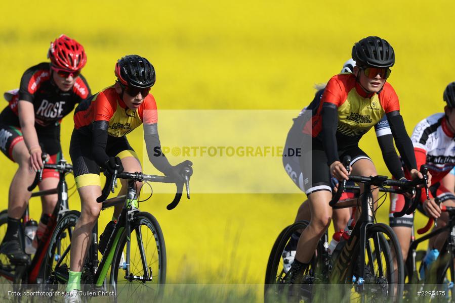 Billingshaeuser Strasse, 13.05.2021, sport, action, Cycle, Deutschland, Mai 2021, Karbach, MSP, 33. Main-Spessart-Rundfahrt, Radrennen, Radsport, Rad - Bild-ID: 2293475