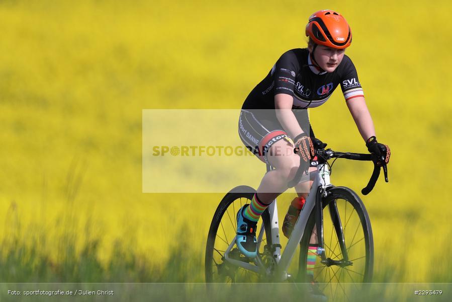 Billingshaeuser Strasse, 13.05.2021, sport, action, Cycle, Deutschland, Mai 2021, Karbach, MSP, 33. Main-Spessart-Rundfahrt, Radrennen, Radsport, Rad - Bild-ID: 2293479