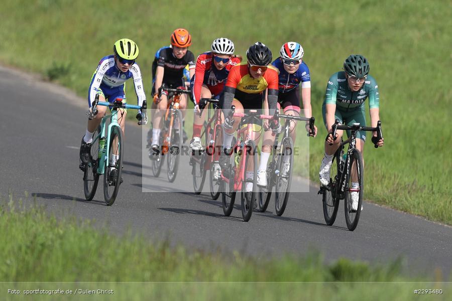 Billingshaeuser Strasse, 13.05.2021, sport, action, Cycle, Deutschland, Mai 2021, Karbach, MSP, 33. Main-Spessart-Rundfahrt, Radrennen, Radsport, Rad - Bild-ID: 2293480