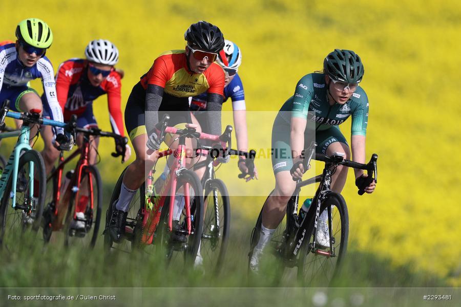 Billingshaeuser Strasse, 13.05.2021, sport, action, Cycle, Deutschland, Mai 2021, Karbach, MSP, 33. Main-Spessart-Rundfahrt, Radrennen, Radsport, Rad - Bild-ID: 2293481