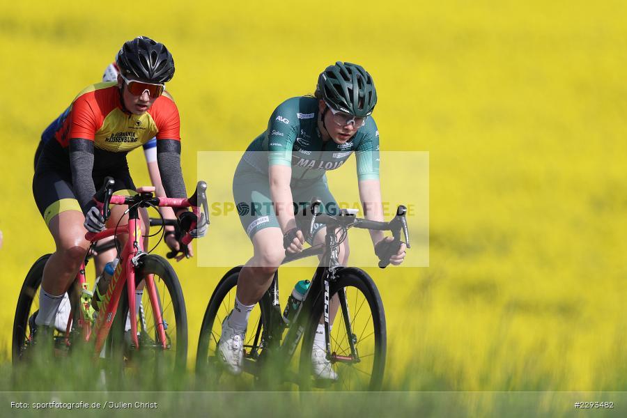 Billingshaeuser Strasse, 13.05.2021, sport, action, Cycle, Deutschland, Mai 2021, Karbach, MSP, 33. Main-Spessart-Rundfahrt, Radrennen, Radsport, Rad - Bild-ID: 2293482