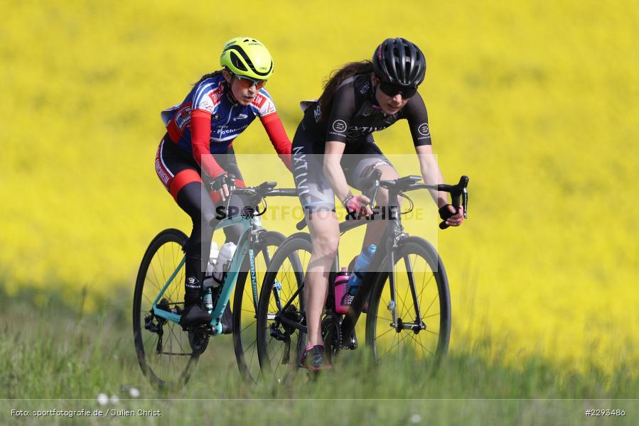Billingshaeuser Strasse, 13.05.2021, sport, action, Cycle, Deutschland, Mai 2021, Karbach, MSP, 33. Main-Spessart-Rundfahrt, Radrennen, Radsport, Rad - Bild-ID: 2293486