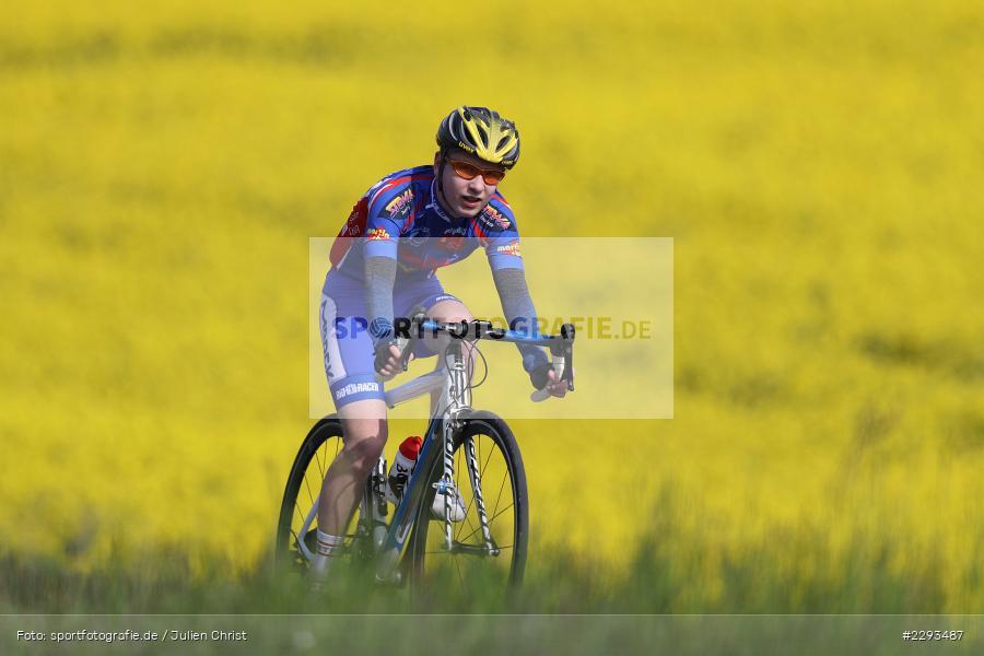 Billingshaeuser Strasse, 13.05.2021, sport, action, Cycle, Deutschland, Mai 2021, Karbach, MSP, 33. Main-Spessart-Rundfahrt, Radrennen, Radsport, Rad - Bild-ID: 2293487